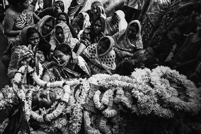 Ordinary Hindu funerals